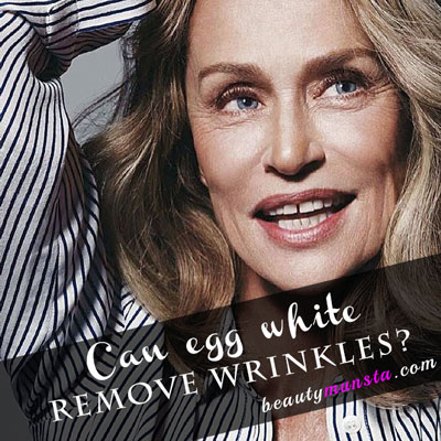 Egg White for Face Wrinkles | Why It Works - beautymunsta - free
