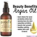 14 Beauty Benefits of Argan Oil for Skin, Hair & Nails
