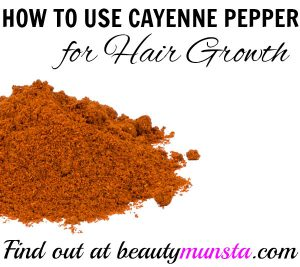 DIY Cayenne Pepper Hair Growth Mask – Secret Remedy