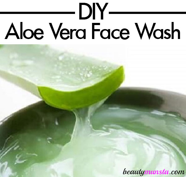 Make Your Own Natural Face Cleanser