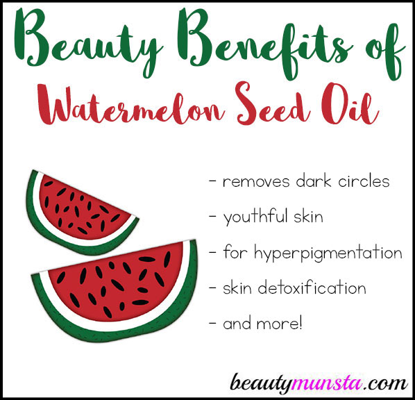 Find 10 beauty benefits of watermelon seed oil for skin, hair & more!
