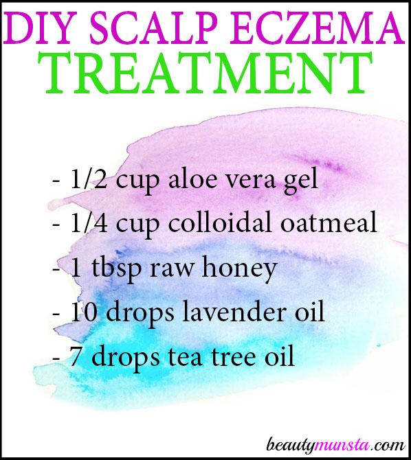 Diy Natural Scalp Treatment Tea Tree Oil