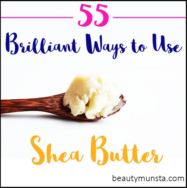 ways to use shea butter for skin and hair