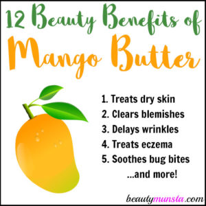 12 Beauty Benefits of Mango Butter for Skin & Hair