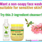 DIY Aloe Vera Face Wash with Honey for Sensitive Skin