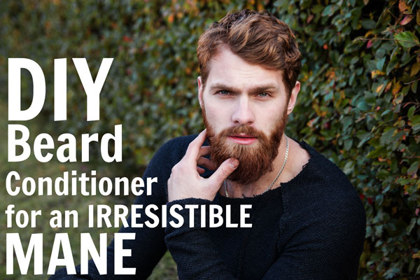 DIY Beard Conditioner for an