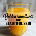 Papaya Smoothie for Glowing Skin
