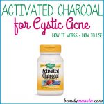 Activated Charcoal for Cystic Acne | Benefits + How to Use it
