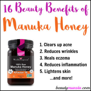 16 Beauty Benefits of Manuka Honey