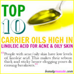 10 Carrier Oils High in Linoleic Acid for Acne & Oily Skin