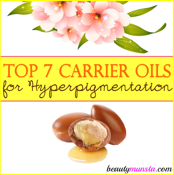 You can soften hyperpigmentation using natural substances such as carrier oils. Find out the top 7 carrier oils for hyperpigmentation in this post!