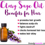 Clary Sage Oil for Hair Growth & Lovely Locks