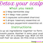 DIY Activated Charcoal Scalp Treatment   Detox Your Scalp!