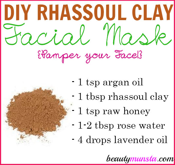 Do you know how amazing rhassoul clay is for your skin? Try this DIY rhassoul clay face mask and be astounded with the results!