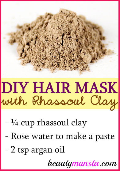 Do you know how amazing rhassoul clay is for hair? Find out by making this DIY rhassoul clay hair mask!
