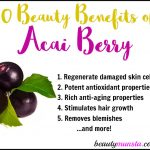 Beauty Benefits of Acai Berry for Skin, Hair and More