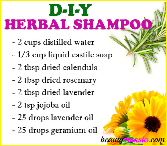 Make this DIY pH balanced shampoo that lathers for a healthy scalp & hair!