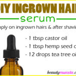 DIY Ingrown Hair Serum Recipe