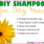 Homemade Shampoo for Oily Hair | Clean & Non-Greasy Locks!