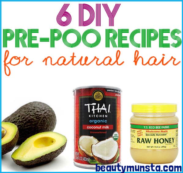 pre poo recipes for natural hair
