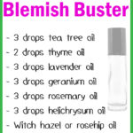 DIY Blemish Remover Roll On