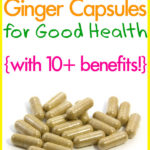 How to Make Ginger Capsules at Home