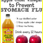 How to Use Apple Cider Vinegar to Prevent Stomach Flu