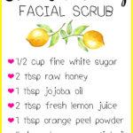 Skin Whitening Face Scrub