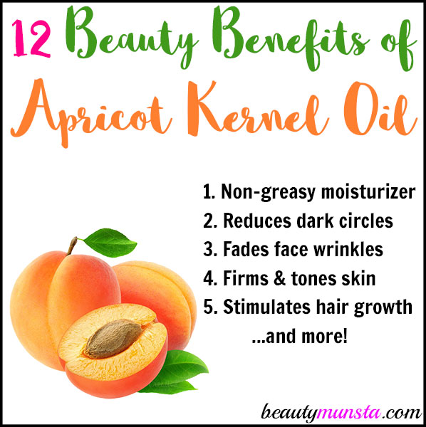 Apricot Kernel Oil For Natural Hair