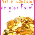 Can You Put Vitamin D Capsules on Your Face?