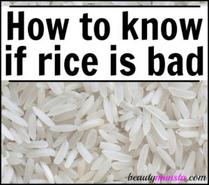 How to Know If Rice Is Bad | 5 Tips
