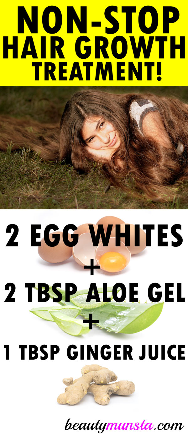 Aloe Vera And Egg For Hair Growth Beautymunsta Free Natural