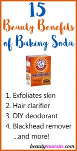 20 Beauty Benefits of Baking Soda for Skin, Hair & More