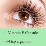 DIY Eyelash Growth Serum without Castor Oil