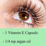 DIY Eyelash Growth Serum without Castor Oil