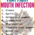 10 Foods that Fight Infection in the Mouth