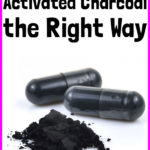 How to Drink Activated Charcoal Powder the Right Way