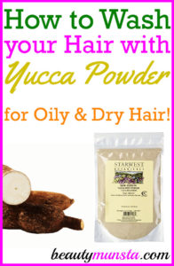 How to Make Shampoo with Yucca Powder