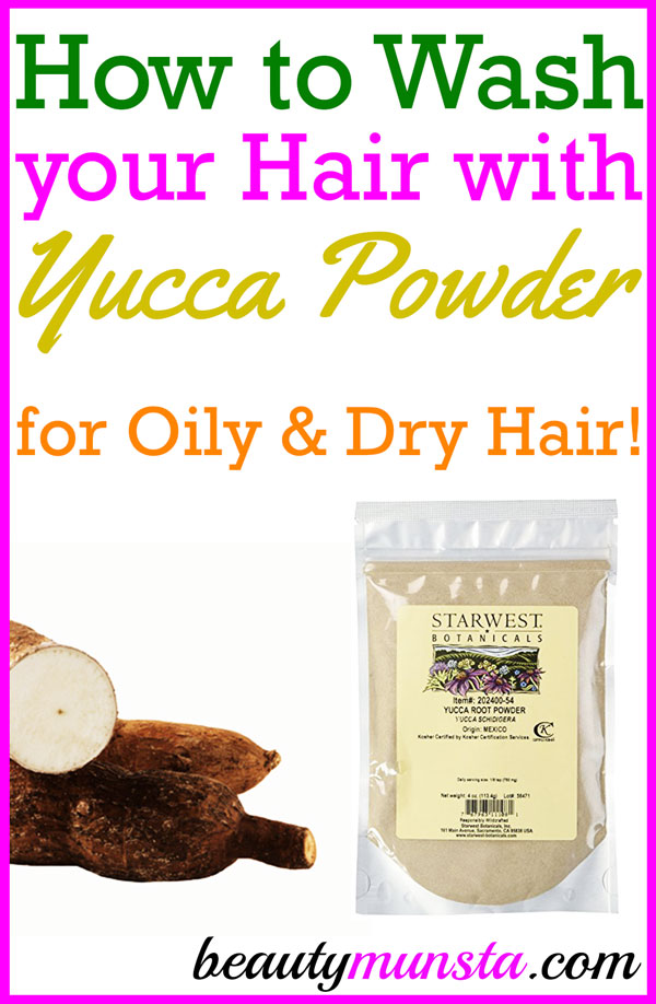 If you're into herbal remedies, then you've got to learn how to make shampoo with yucca powder!