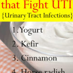 Top 4 Antibacterial Foods for UTI