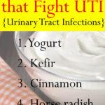 Top 4 Antibacterial Foods for UTI