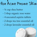 Aspirin Cream for Acne