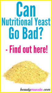 Does Nutritional Yeast Go Bad?