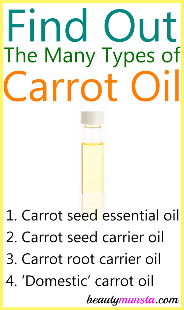 Okay, so what exactly is the difference between carrot oil and carrot seed oil?! Let's find out here!
