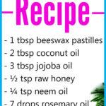 DIY Beeswax Cream for Psoriasis