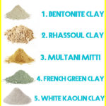 6 Natural Clays for Skin