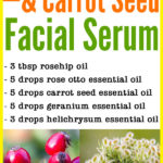 Rosehip and Carrot Seed Facial Serum