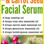 Rosehip and Carrot Seed Facial Serum