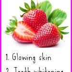 16 Amazing Beauty Benefits of Strawberries