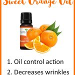 12 Beauty Benefits of Sweet Orange Essential Oil